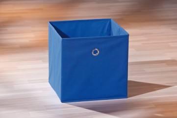 faltbox winny aufbewahrungs box aus stoff f r regale in vielen farben lieferbar. Black Bedroom Furniture Sets. Home Design Ideas