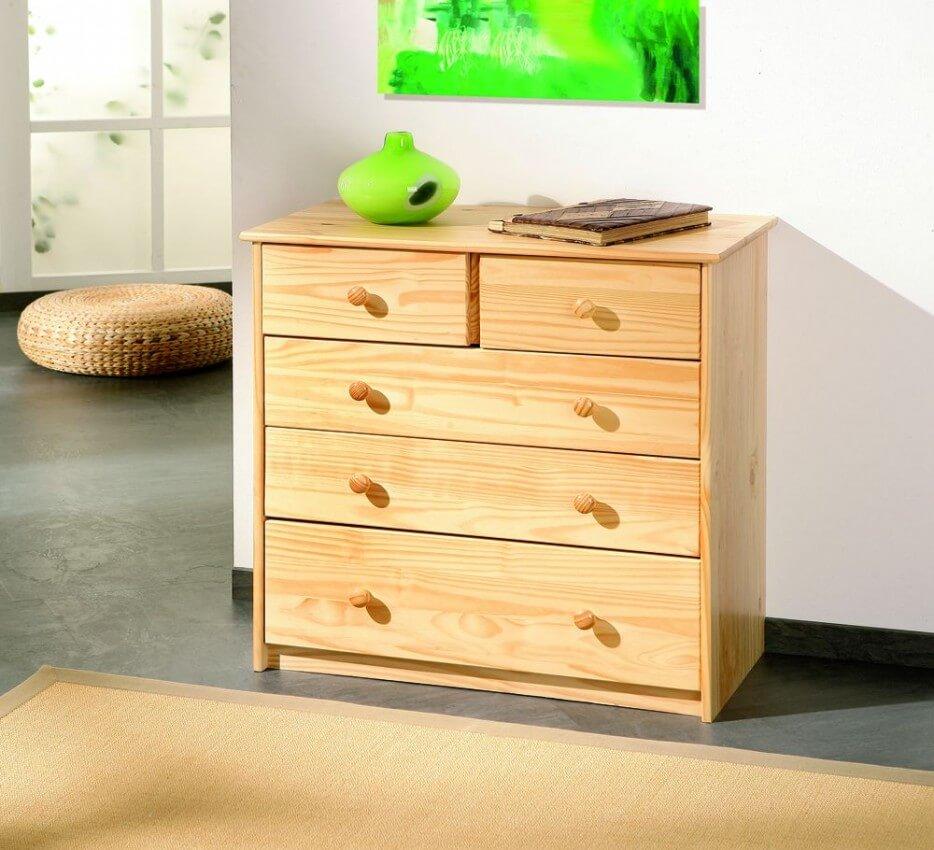 Ikea Kommode Kiefer Natur CARPROLA For