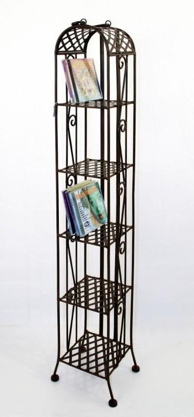cd regal badregal mehrzweckregal in eisen ebay. Black Bedroom Furniture Sets. Home Design Ideas