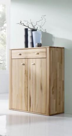 Vertiko Kommode Sonja aus massiv Holz von Gradel