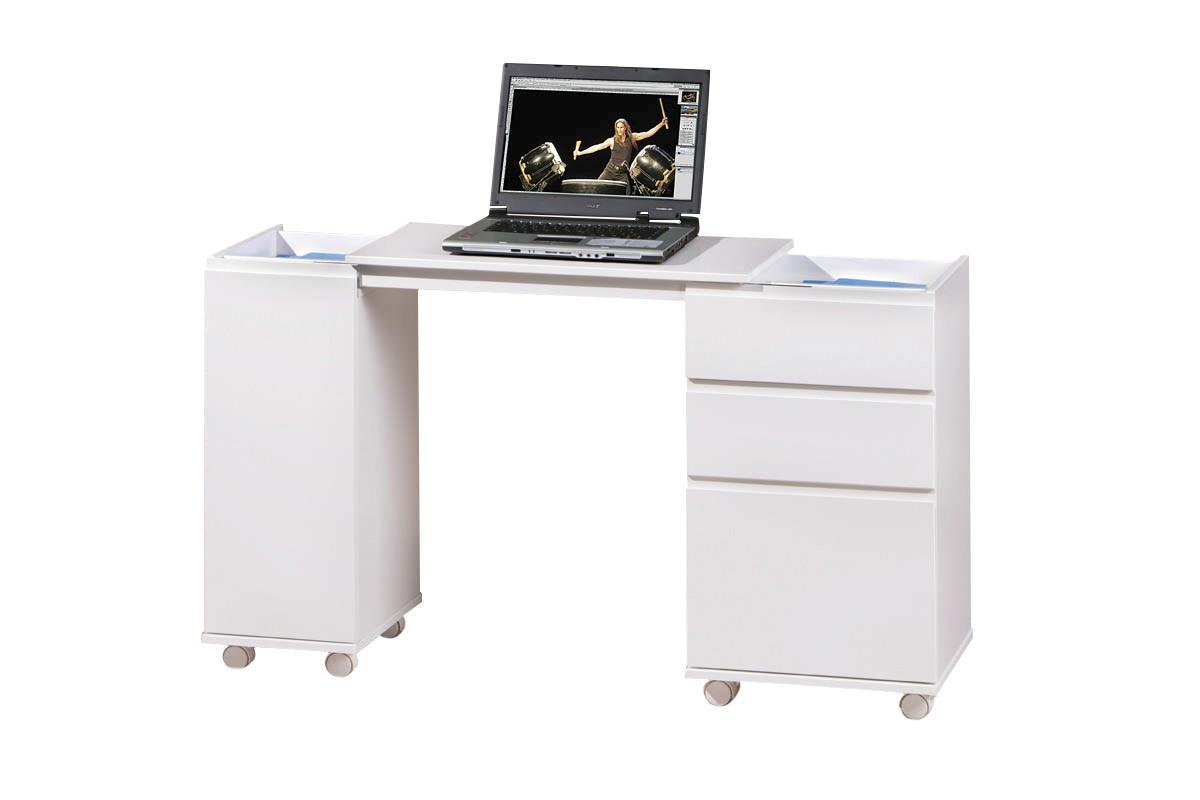 Schreibtisch de preisvergleiche erfahrungsberichte und for Schreibtisch rollbar