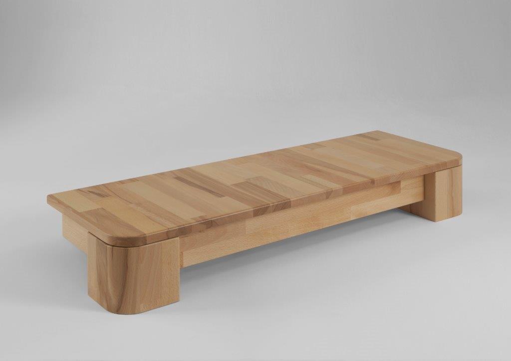 tisch couchtisch dico ct 300 kernbuche massiv ohne schublade. Black Bedroom Furniture Sets. Home Design Ideas