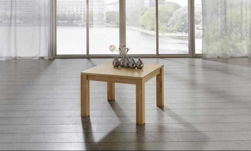 Tisch Ohne Füße ~ Tisch Couchtisch Dico CT 300 Kernbuche massiv ohne Schublade