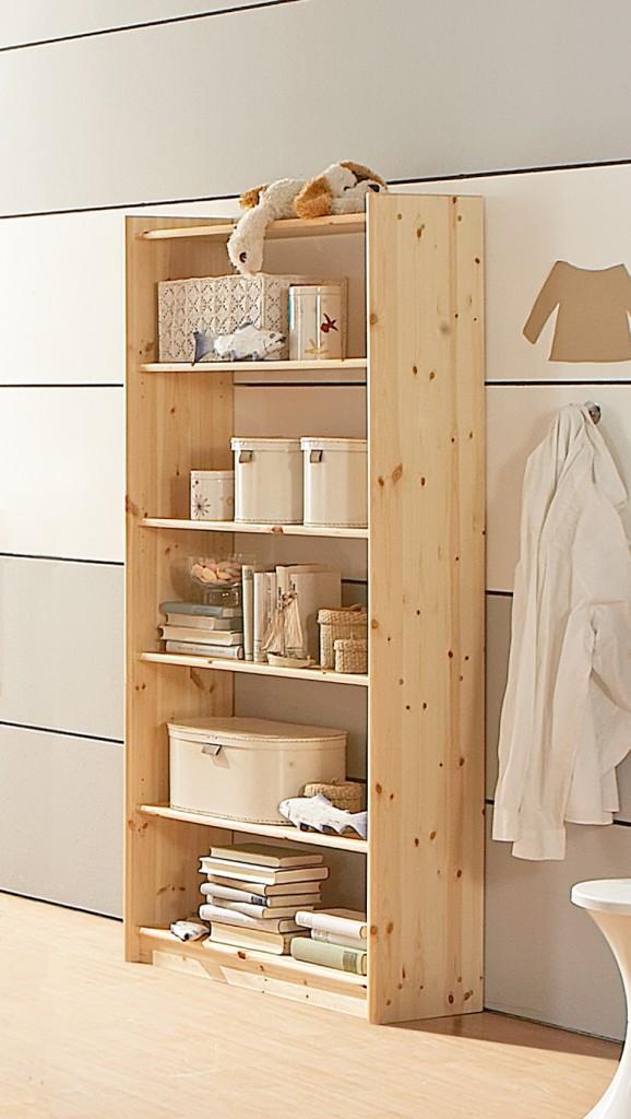 regal b cherregal moby 170 x 80 kiefer massivholz von dolphin ebay. Black Bedroom Furniture Sets. Home Design Ideas