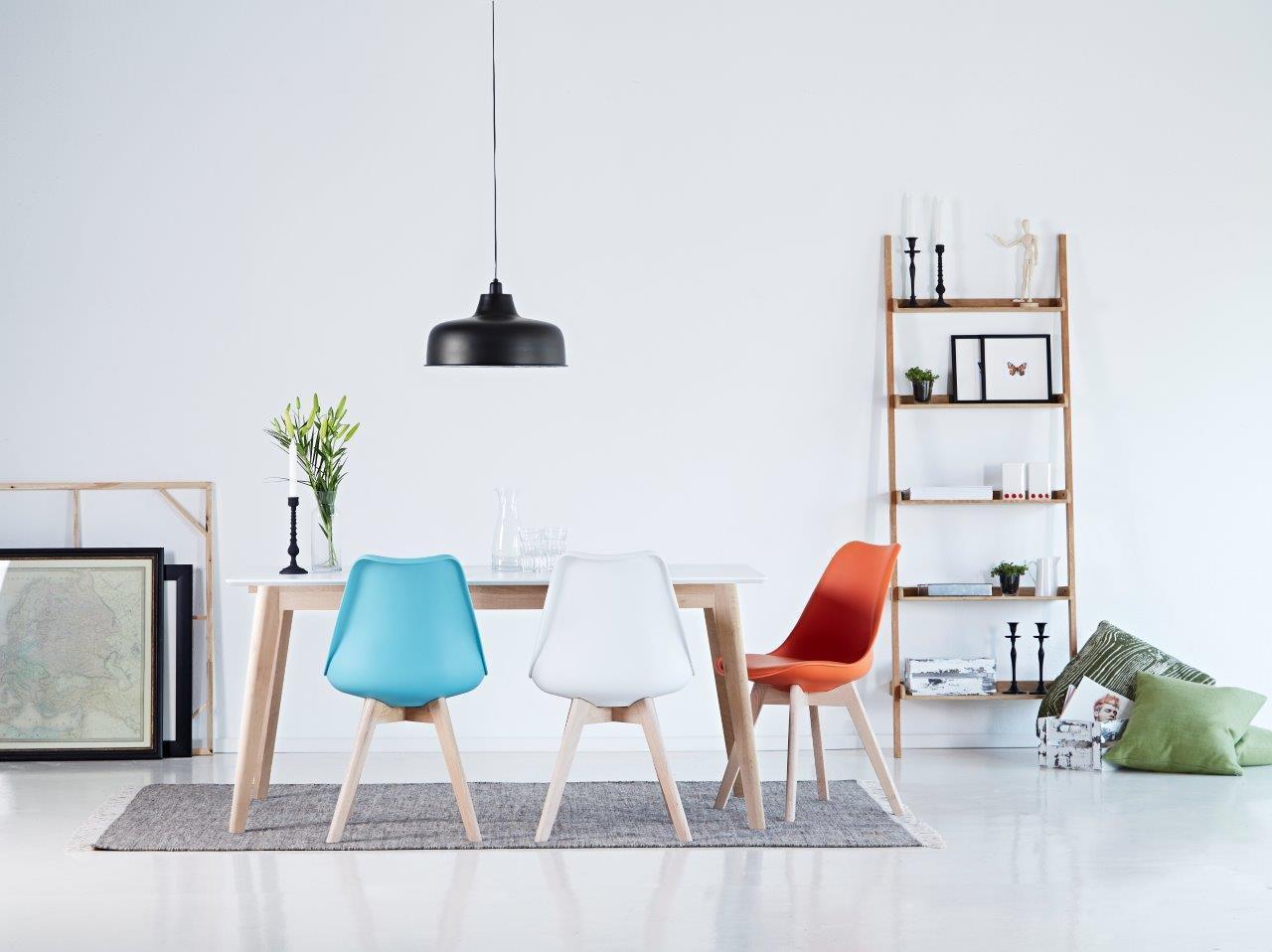 stuhl jerry esszimmerstuhl mit schalensitz in grau. Black Bedroom Furniture Sets. Home Design Ideas