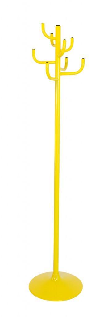 Kleiderst nder kaktus gelb design garderobe von jan kurtz for Garderobe jan kurtz