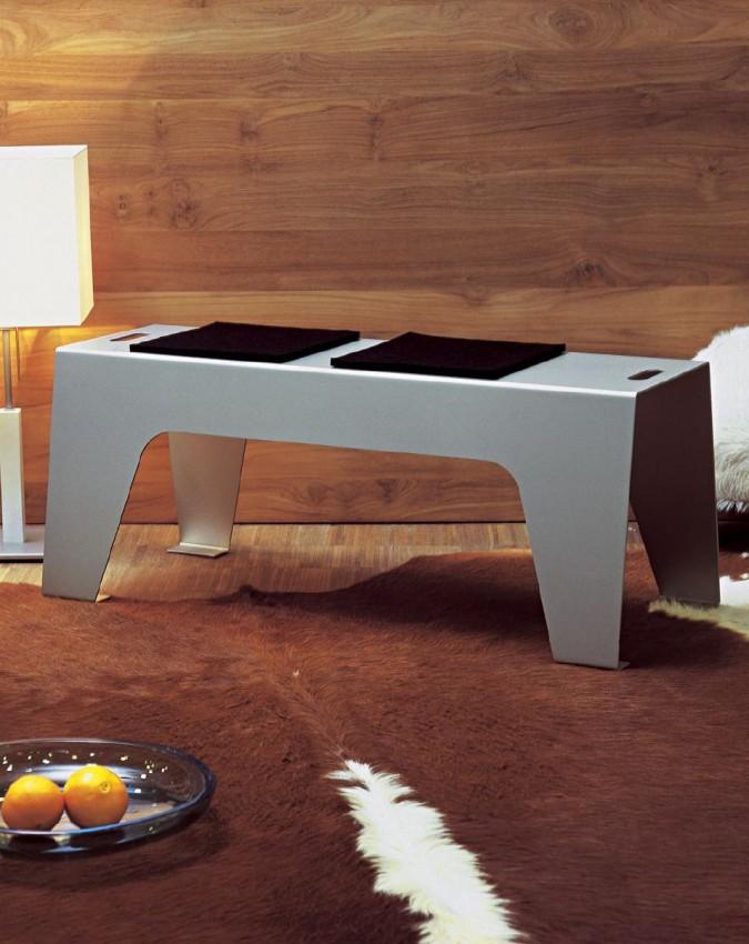 Alulike Design Sitzbank Vierbeiner von Jan Kurtz