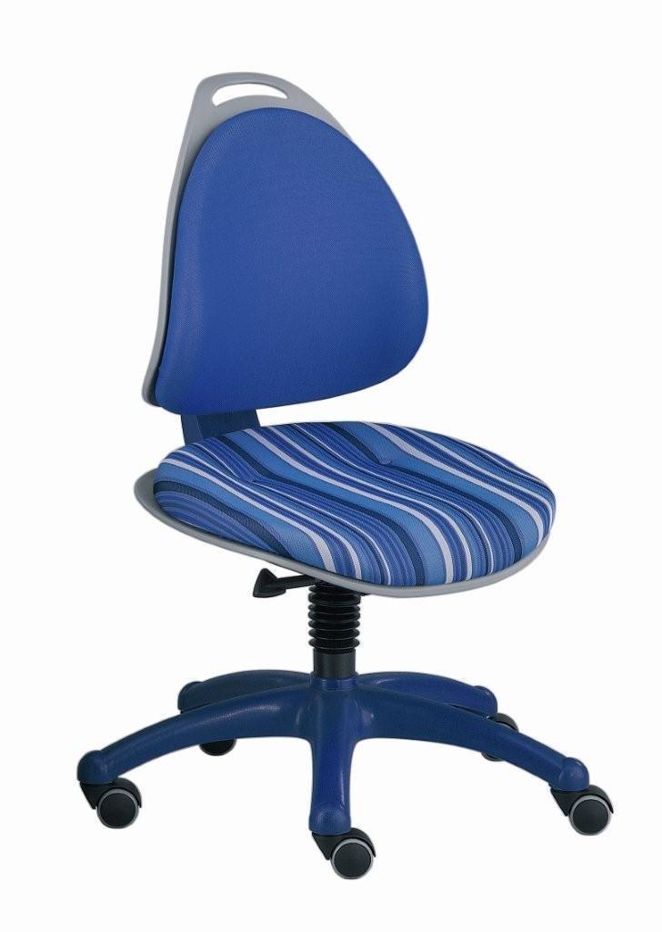 Kinder Stuhl Schreibtischstuhl Berri Blau