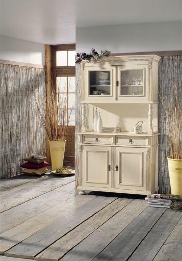buffet alina fichte antik oder wei gewischt. Black Bedroom Furniture Sets. Home Design Ideas