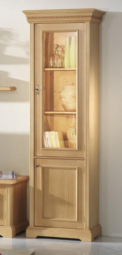 vitrine victoria 2 t rig fichte massiv. Black Bedroom Furniture Sets. Home Design Ideas