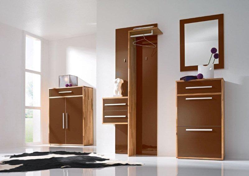 schuhschrank klein constanze kernbuche ge lt. Black Bedroom Furniture Sets. Home Design Ideas