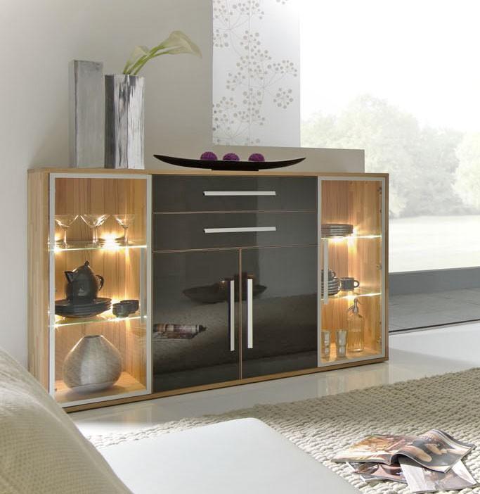 highboard sideboard constanze von gradel massivholz m bel. Black Bedroom Furniture Sets. Home Design Ideas