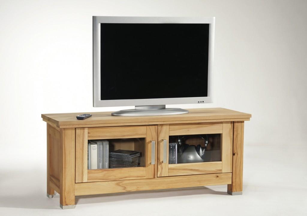 gradel tv board anja eiche massivholz ge lt. Black Bedroom Furniture Sets. Home Design Ideas