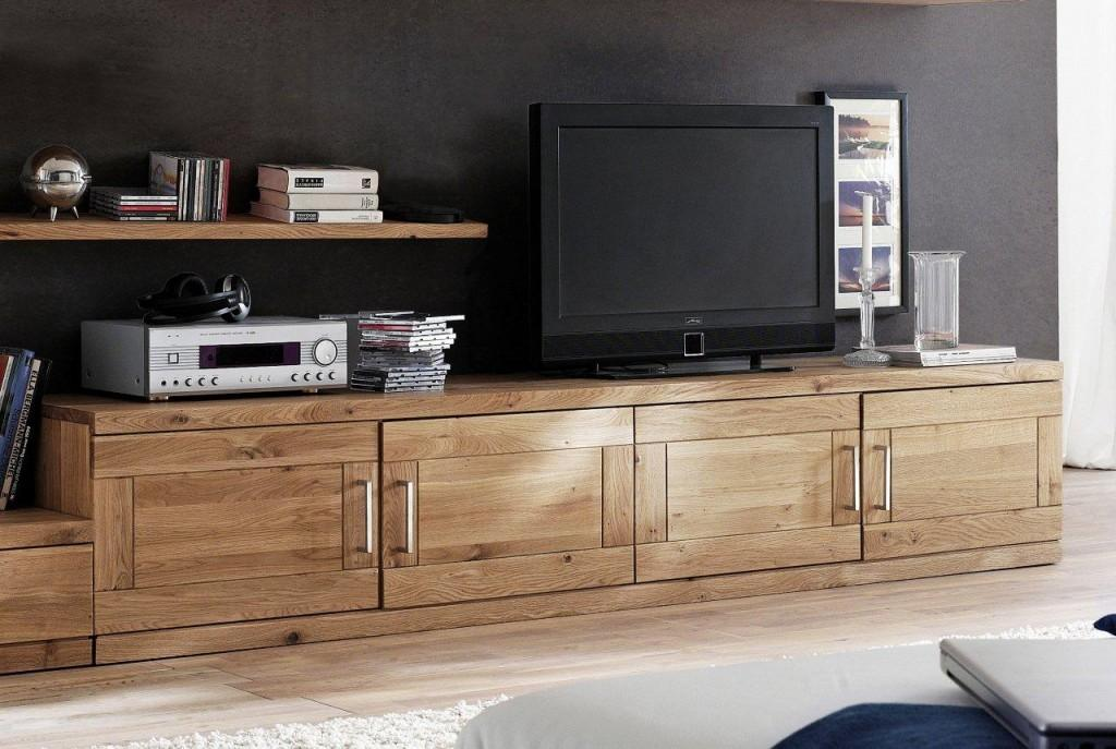 tv board sandra 2440 kernbuche oder wildeiche. Black Bedroom Furniture Sets. Home Design Ideas