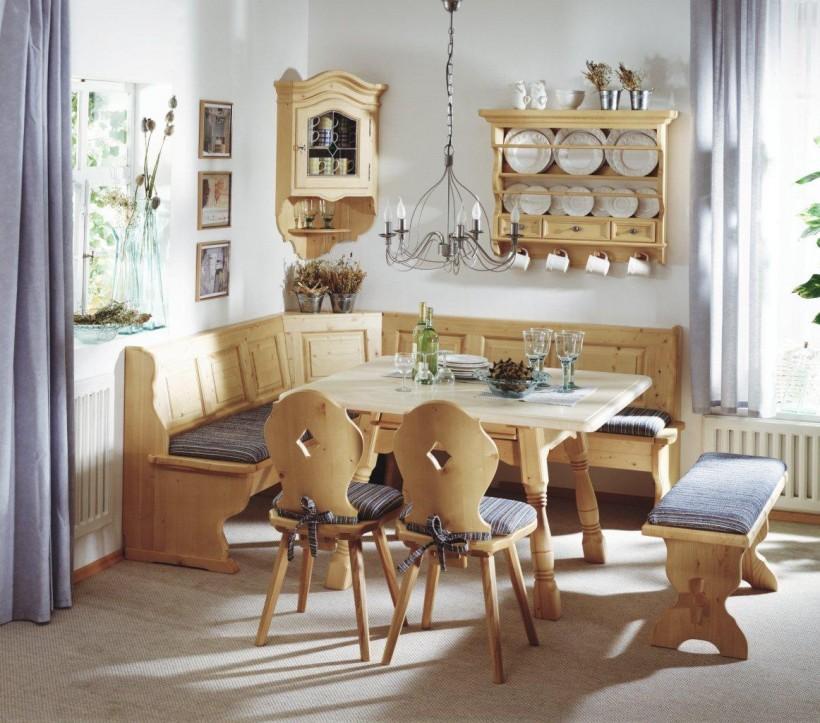 eckbankgruppe essgruppe kufstein gefr ste f llungen fichte. Black Bedroom Furniture Sets. Home Design Ideas