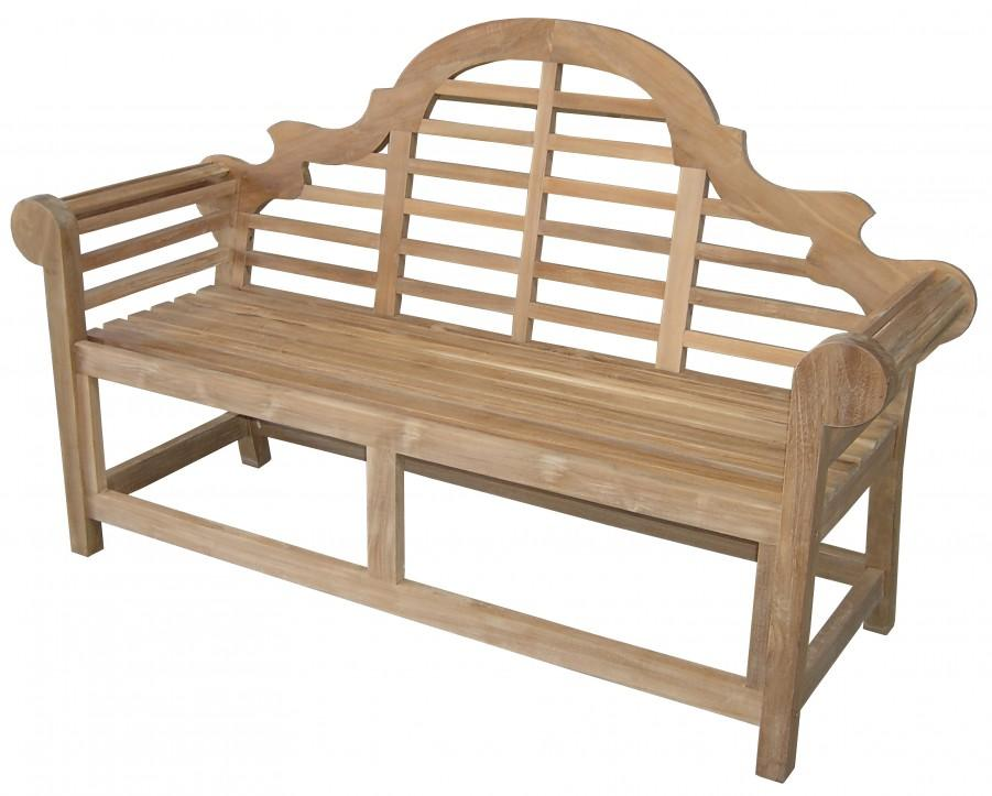 bank gartenbank malboro bank 3 sitzer 197 cm in premium teak. Black Bedroom Furniture Sets. Home Design Ideas