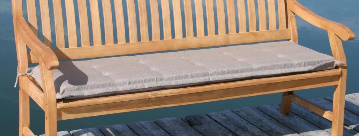 Kinder Gartenmobel Aus Holz : Auflage 180 x 46 cm für Gartenbank 4sitzig verschiedene Farben Bild
