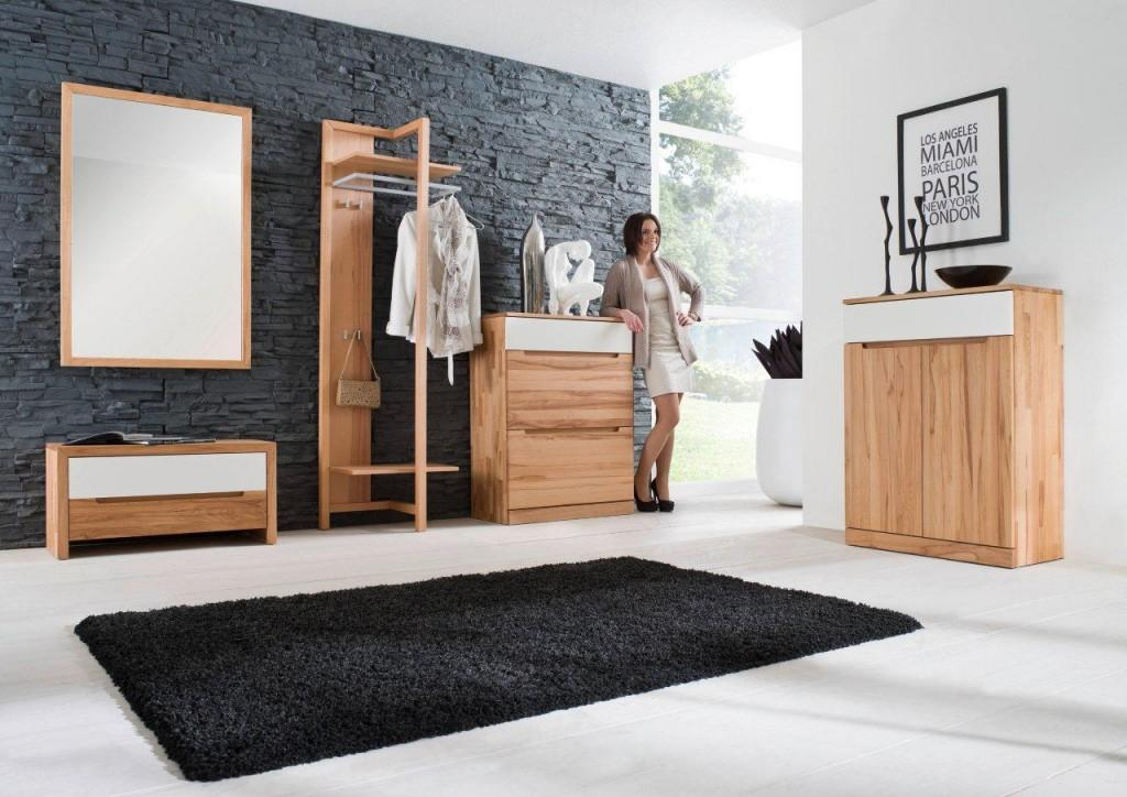 kommode klappenschrank arcona 2 klappen kernbuche oder wildeiche ge lt. Black Bedroom Furniture Sets. Home Design Ideas