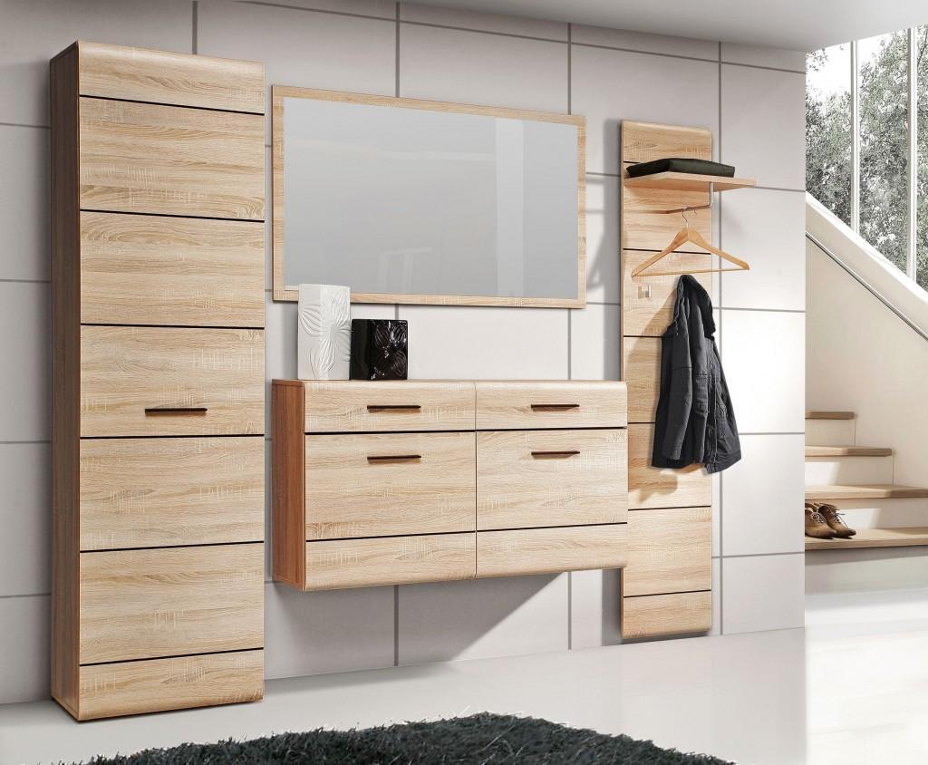 dielenm bel sonoma eiche interessante ideen. Black Bedroom Furniture Sets. Home Design Ideas