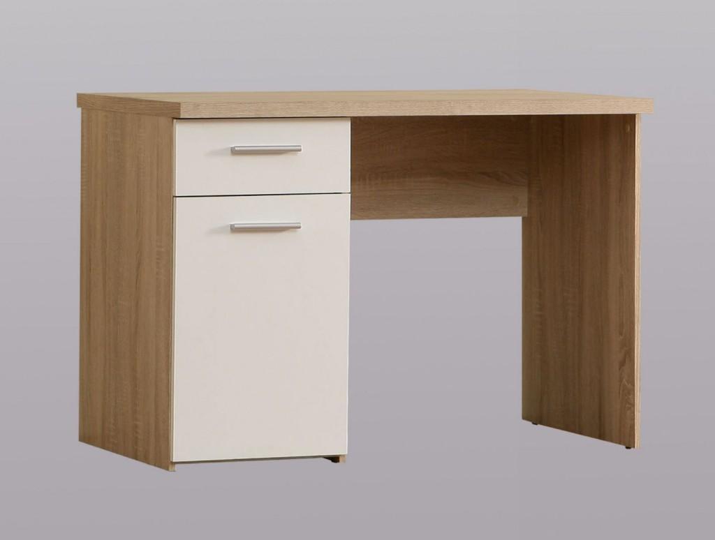 Schreibtisch jugendschreibtisch winnie in sonoma eiche for Schreibtisch in eiche