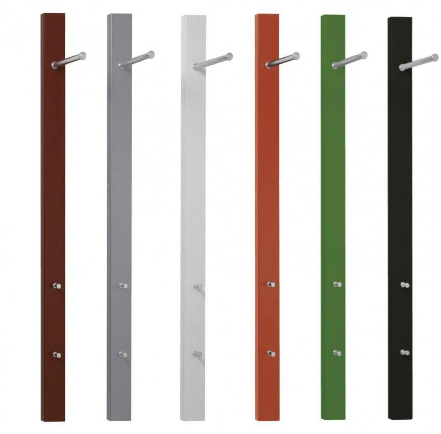 Wandgarderobe PADDY Design Garderobe von Jan Kurtz - 6 Farben