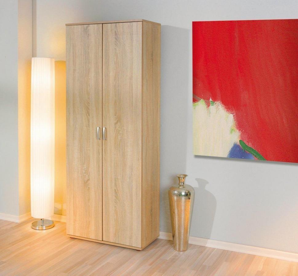 b roschrank aktenschrank gallo sonoma eiche 5 fachb den. Black Bedroom Furniture Sets. Home Design Ideas