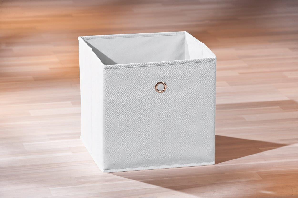 faltbox winny aufbewahrungs box aus stoff f r regale in vielen farben. Black Bedroom Furniture Sets. Home Design Ideas