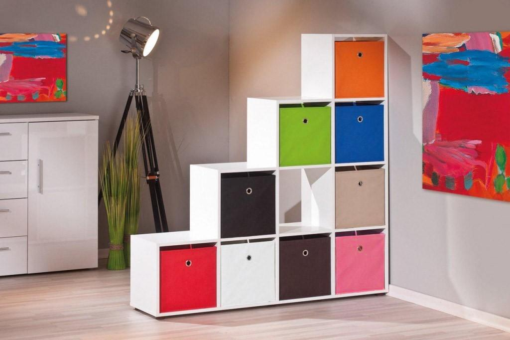 faltbox winny aufbewahrungs box aus stoff f r regale in vielen farben. Black Bedroom Furniture Sets. Home Design Ideas