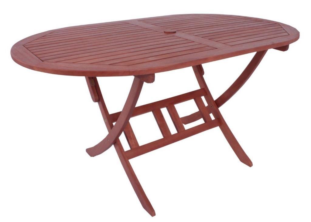 Gartentisch Holz Mit Loch FUr Sonnenschirm ~ Gartentisch 90 X 90 Cm Kla Preis & Vergleich 2016  PreisVergleich eu