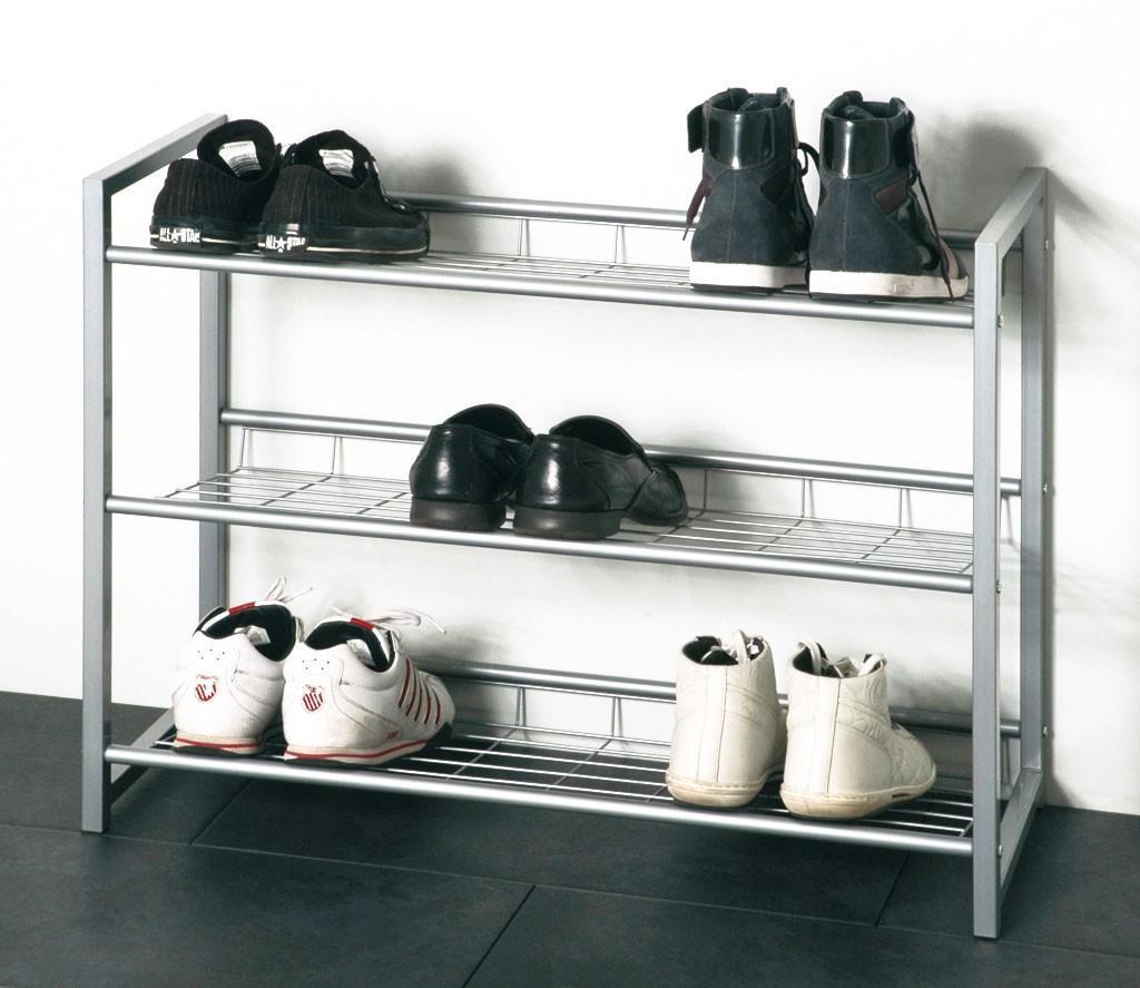 Schuhregal Jette 3 Ablagen mit Platz für ca. 12 paar Schuhe