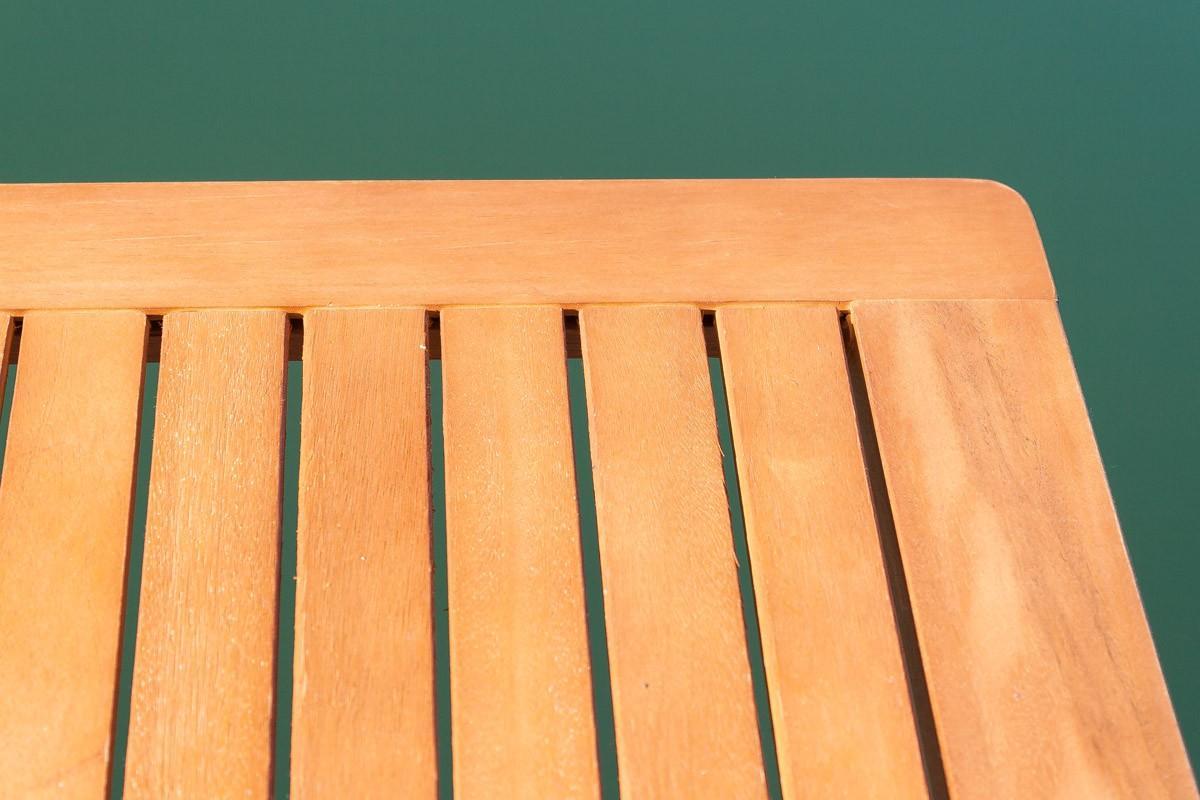 gartentisch balkontisch klappbar 120 x 70 cm eckig aus fsc. Black Bedroom Furniture Sets. Home Design Ideas