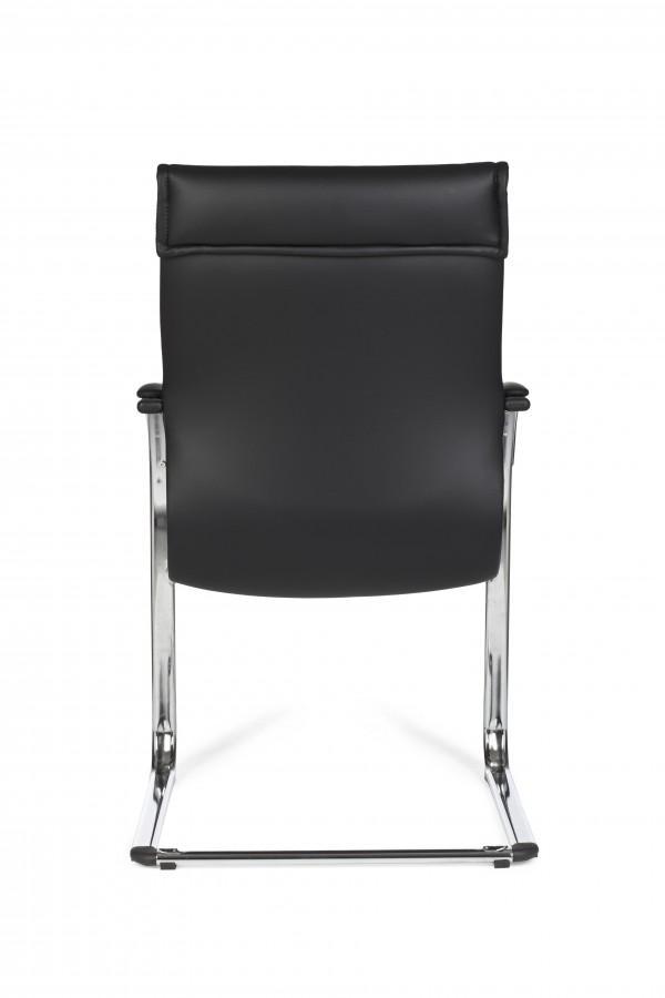 amstyle milano visitor freischwinger konferenzstuhl. Black Bedroom Furniture Sets. Home Design Ideas