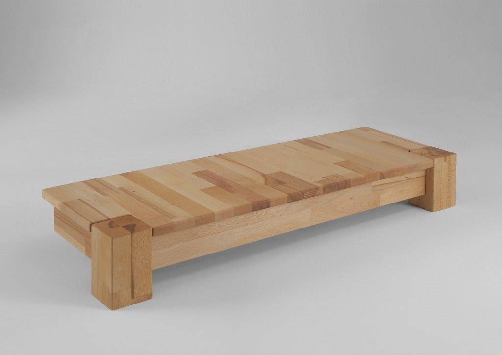 tisch couchtisch dico ct 200 kernbuche massiv ohne schublade. Black Bedroom Furniture Sets. Home Design Ideas