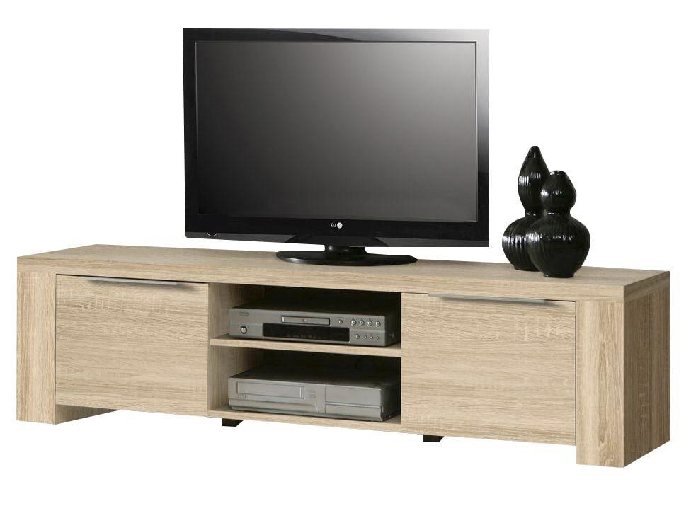 tv board lowboard calpe 2 trg sonoma eiche s gerauh. Black Bedroom Furniture Sets. Home Design Ideas
