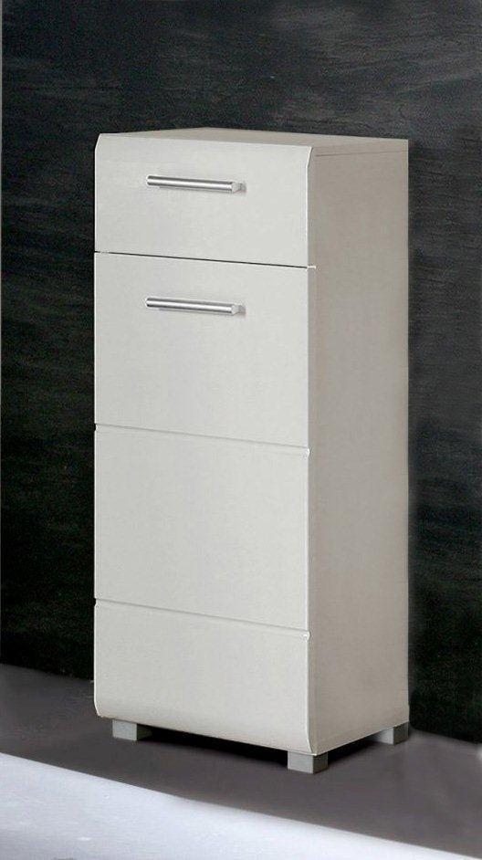 kommode schmal wei hochglanz. Black Bedroom Furniture Sets. Home Design Ideas