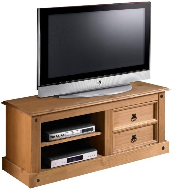tv kommode corona pinie massiv honigfarben gewachst. Black Bedroom Furniture Sets. Home Design Ideas