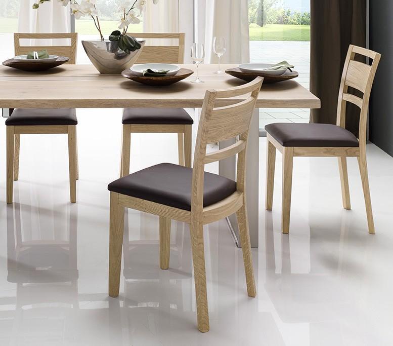 stuhl sandra holzstuhl gepolstert viele bez ge kernbuche. Black Bedroom Furniture Sets. Home Design Ideas