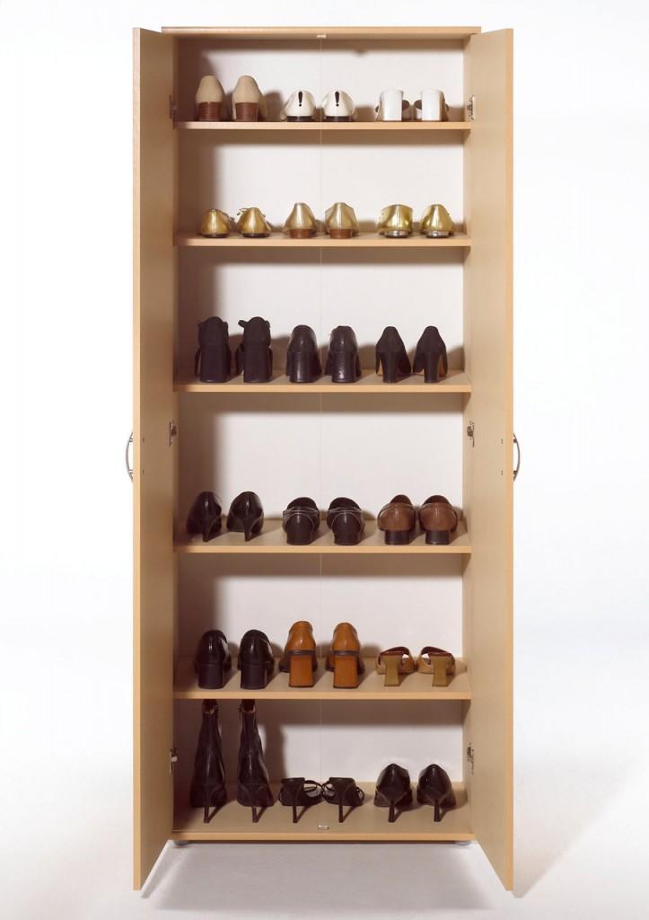 mehrzweckschrank talent f r b ro keller diele buche. Black Bedroom Furniture Sets. Home Design Ideas