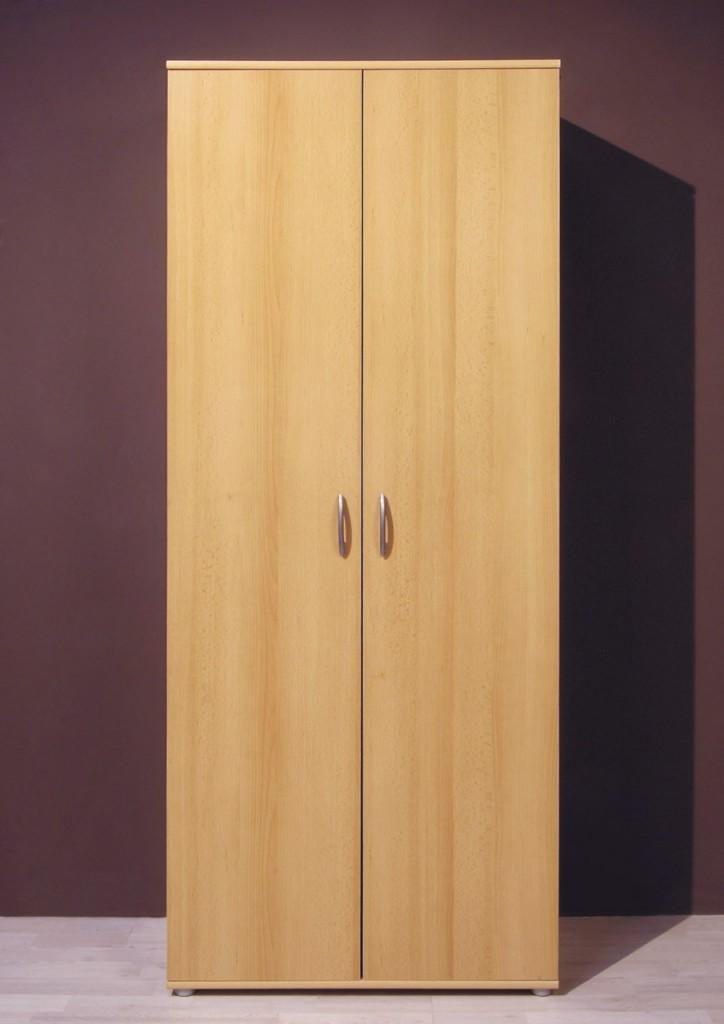 schuhschrank universalschrank in buche dekor ideal als vorratsschrank. Black Bedroom Furniture Sets. Home Design Ideas