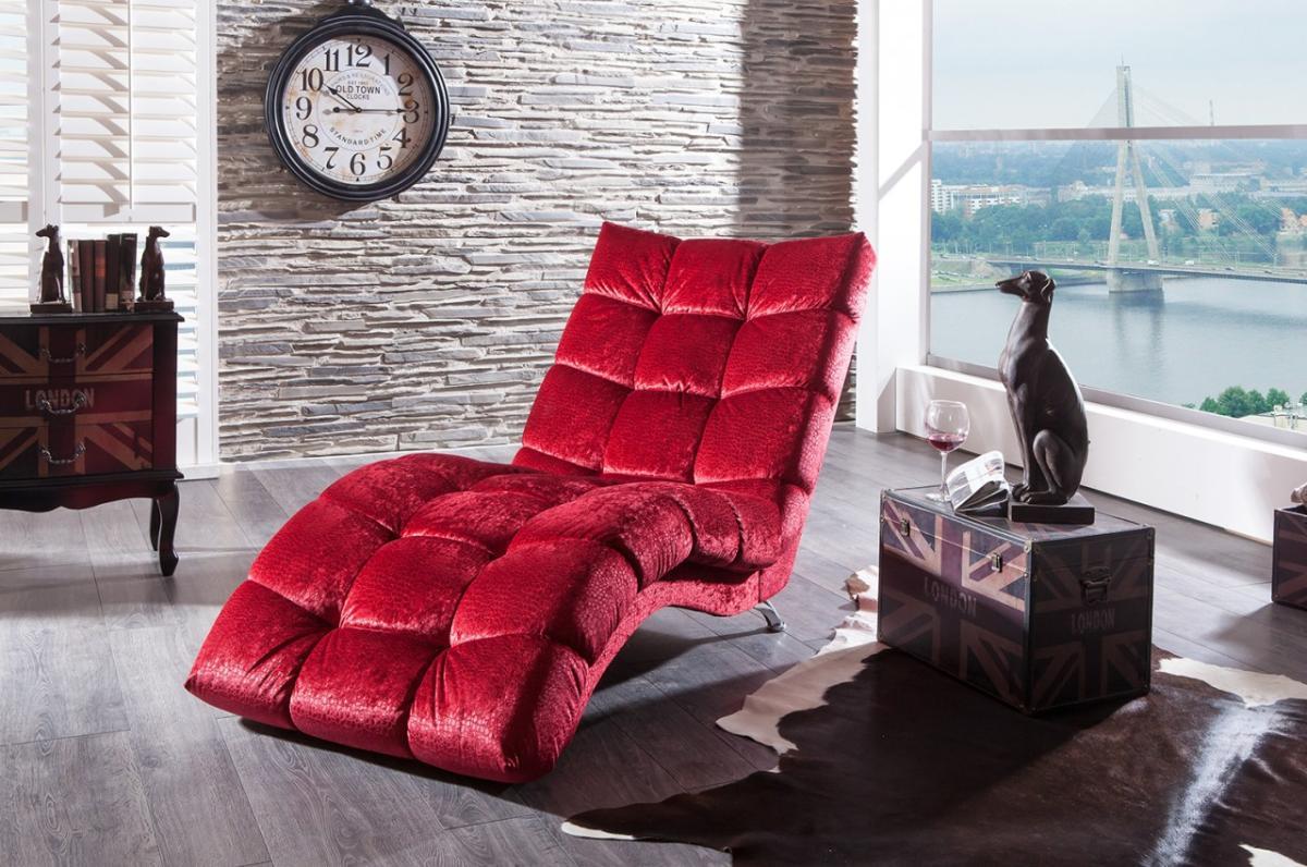 relaxliege stoff raum und m beldesign inspiration. Black Bedroom Furniture Sets. Home Design Ideas