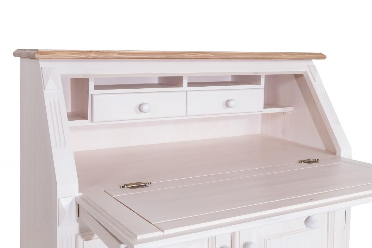woodline sekret r chiemgau 93005 fichte massivholz wei. Black Bedroom Furniture Sets. Home Design Ideas