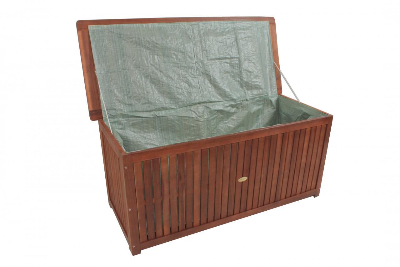 auflagenbox kissenbox plano aus fsc eukalyptus ge lt. Black Bedroom Furniture Sets. Home Design Ideas
