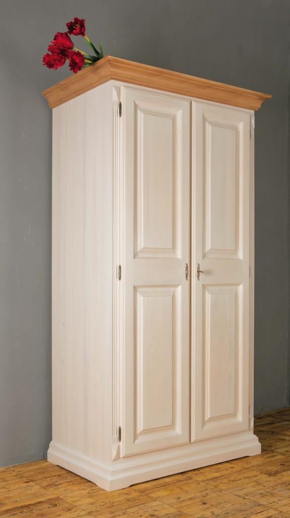 woodline schrank kleiderschrank chiemgau fichte massiv. Black Bedroom Furniture Sets. Home Design Ideas