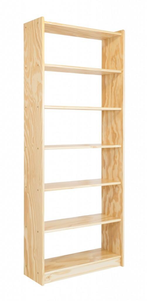 regal b cherregal classic 7 b den 200 cm hoch kiefer. Black Bedroom Furniture Sets. Home Design Ideas