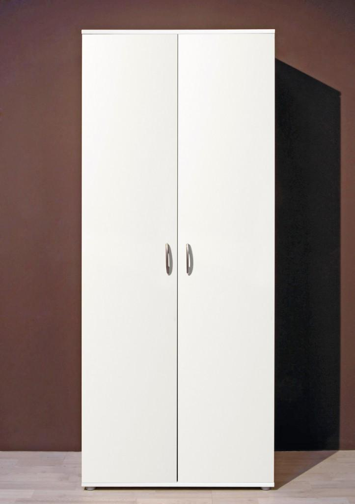 b roschrank aktenschrank talent wei 2 t ren ideal als schuhschrank. Black Bedroom Furniture Sets. Home Design Ideas