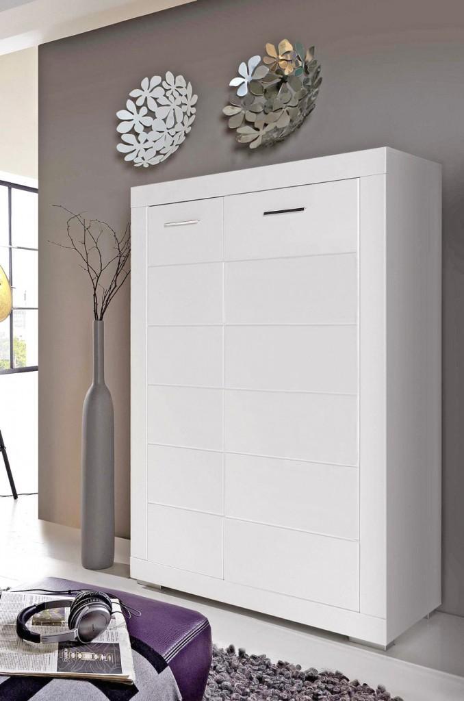 highboard snow schrank mit 2 t ren 8 f cher. Black Bedroom Furniture Sets. Home Design Ideas